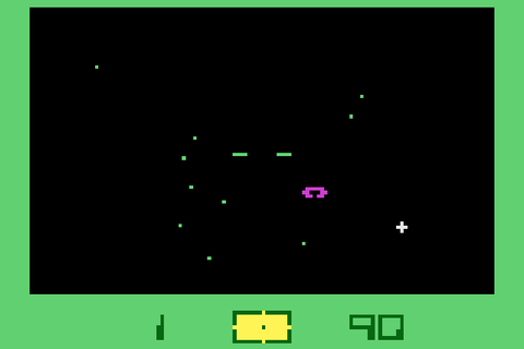 Star Voyager (Atari video game)