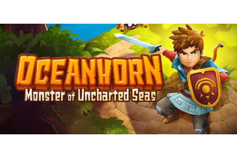 Save 50% on Oceanhorn: Monster of Uncharted Seas on Steam