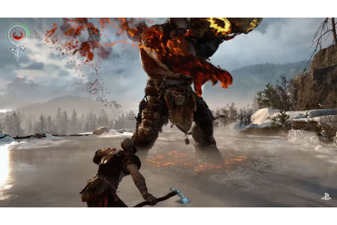 Loads Of New God Of War 4 Info, Setting And Gameplay Explained