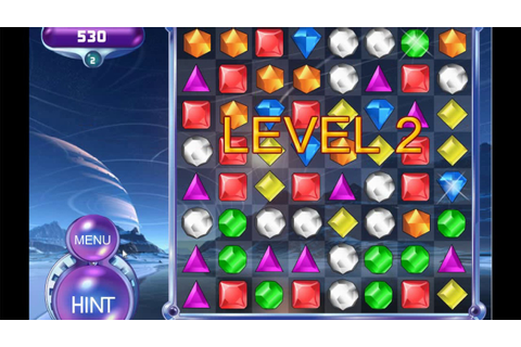 Bejeweled 2 - MSN Games Free Online Games - YouTube