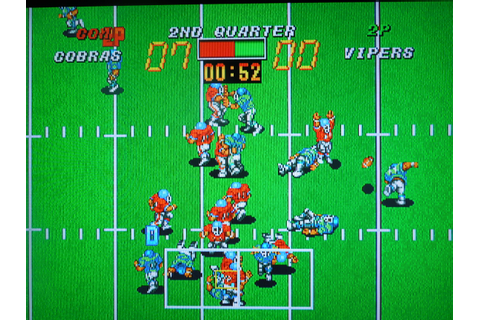 Football Frenzy | Obscure Video Games