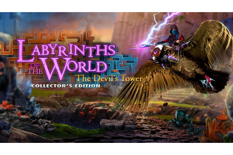 Labyrinths of the World: Devil's Tower Collector's Edition ...