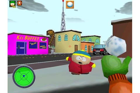 The original South Park video game. : southpark