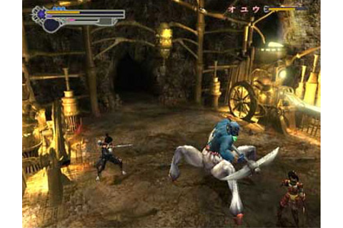 Free Download Onimusha Warlords RIP PC Game ~ Gamedesh