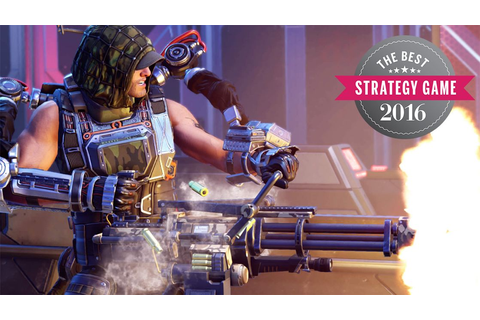 Best Strategy Game 2016: XCOM 2 | PC Gamer