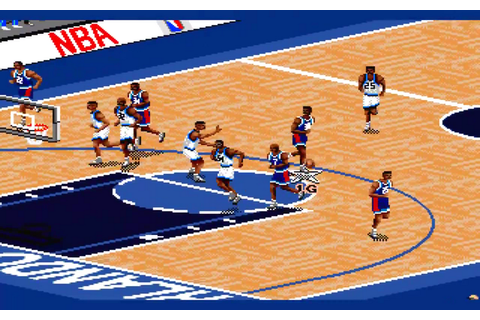 NBA Live 96 Download Game | GameFabrique
