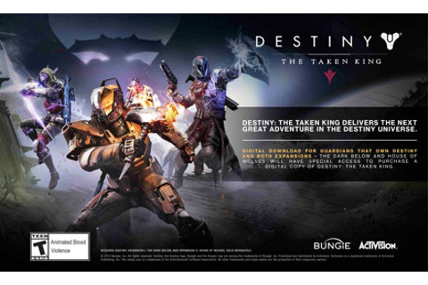 Destiny: The Taken King Game | PS3 - PlayStation