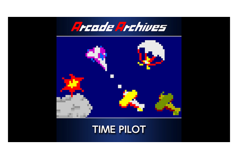 Arcade Archives TIME PILOT Game | PS4 - PlayStation