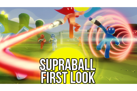 Supraball (Free Online Sports Game): Watcha Playin ...