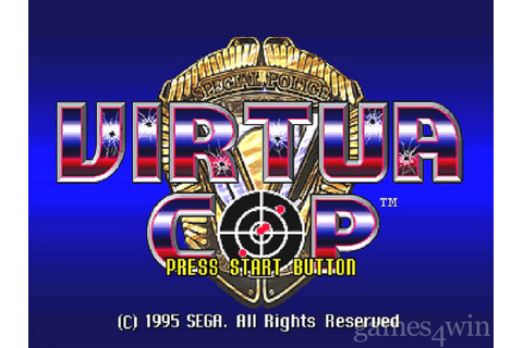 Virtua Cop Screenshots