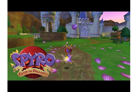 Let's Play Spyro: Enter the Dragonfly: Part 1 - Dragon ...