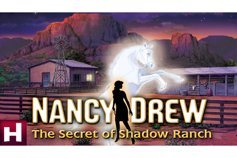 Nancy Drew: The Secret of Shadow Ranch Official Trailer ...