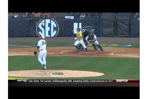 LSU Game-Winning Home Run - YouTube