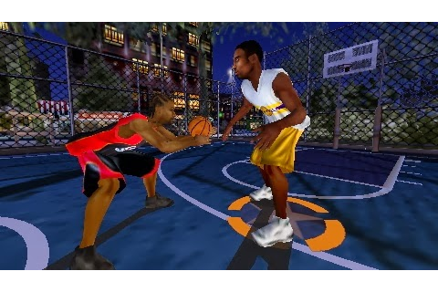 Wolfz Game PSP Download: [PSP] NBA Street Showdown [USA]