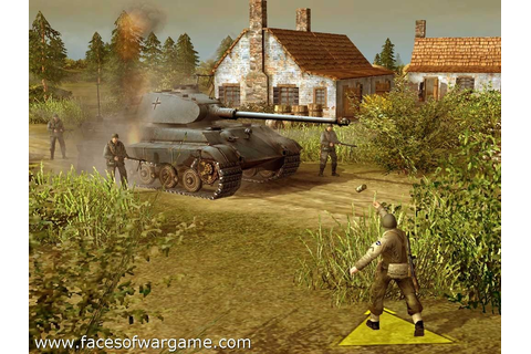 Faces of War PC Galleries | GameWatcher