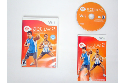 EA Sports Active 2 game for Nintendo Wii | The Game Guy