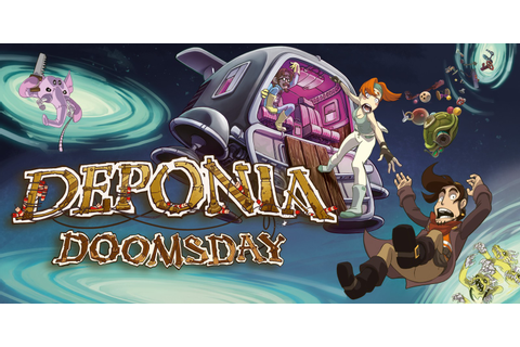 Deponia Doomsday | Nintendo Switch download software ...