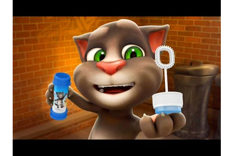 Talking Tom and Friends 2 / Cartoon Games Kids TV - YouTube