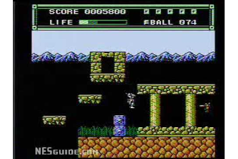 XEXYZ - NES Gameplay - YouTube