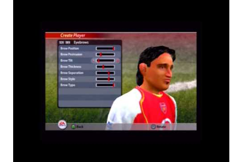 Game 2 - Fifa Football 2005 - YouTube