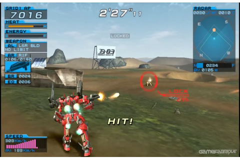 Armored Core Formula Front - Extreme Battle Download Game ...