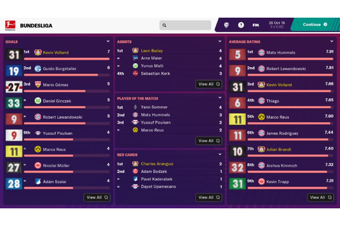 Football Manager 2019 Touch Review – GameSpew