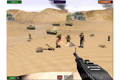 Beach Head Desert War Download on Games4Win