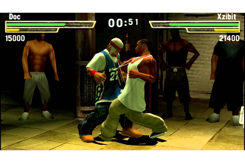 Def Jam Fight for NY The Takeover PSP ISO – isoroms.com