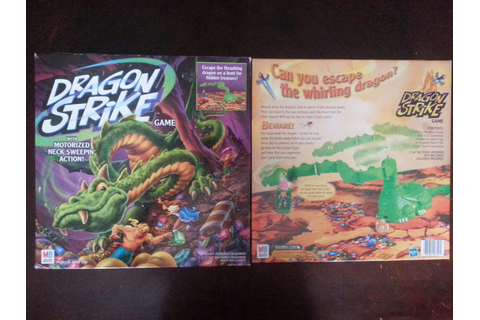 Dragon Strike | A Board Game A Day
