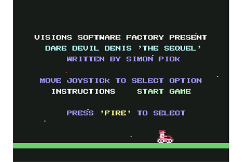 Download Daredevil Denis (Commodore 64) - My Abandonware