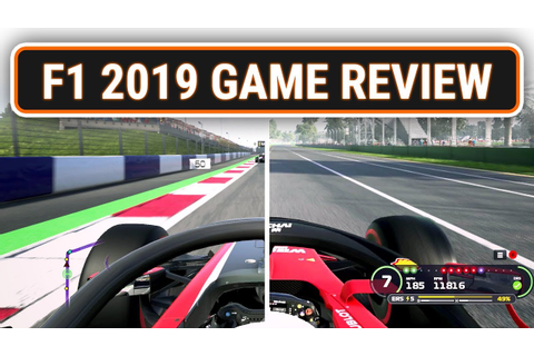 An Honest Review Of The F1 2019 Game - YouTube