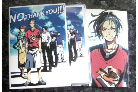 Arrival of the BL game No, Thank You!!! | the manga habit