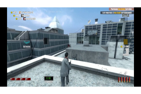 Double Action: Boogaloo Gameplay - da_rooftops - YouTube