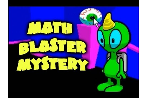 Math Blaster Mystery: The Great Brain Robbery PC Game ...