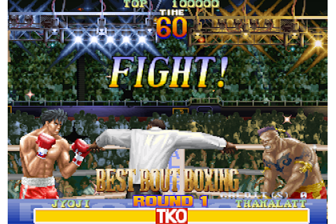 VGJUNK: BEST BOUT BOXING