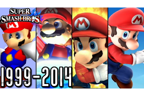 Super Smash Bros ALL INTROS 1999-2014 (Wii U, 3DS, Wii ...