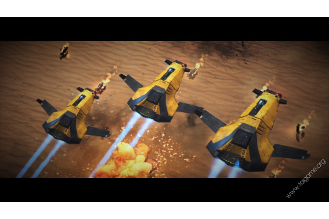 Homeworld: Deserts of Kharak - Download Free Full Games ...