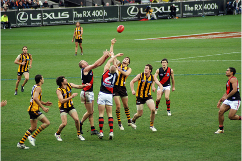 Breaking news on Australian rules football - breakingnews.com