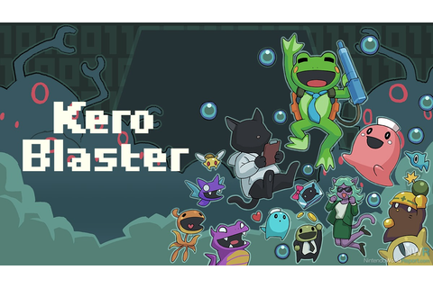 Kero Blaster - Game - Nintendo World Report