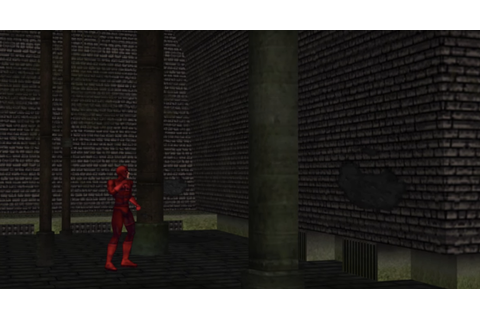 Daredevil Video Game Footage Reveals Canceled Release ...