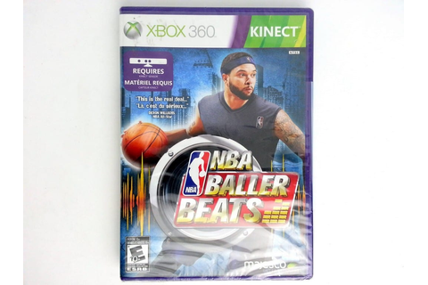 NBA Baller Beats game for Xbox 360 (New) | The Game Guy