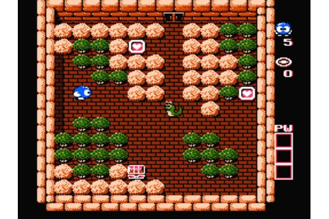 Download Adventures of Lolo (NES) - My Abandonware