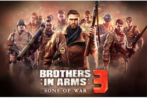 Brothers in Arms 3: Sons of War - Wikipedia