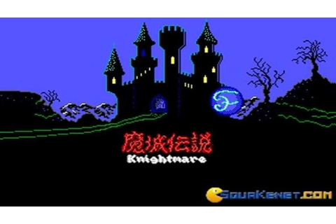 Knightmare gameplay (PC Game, 1992) - YouTube
