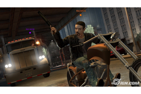 GTA 4: The Lost and Damned Screenshots, Pictures ...