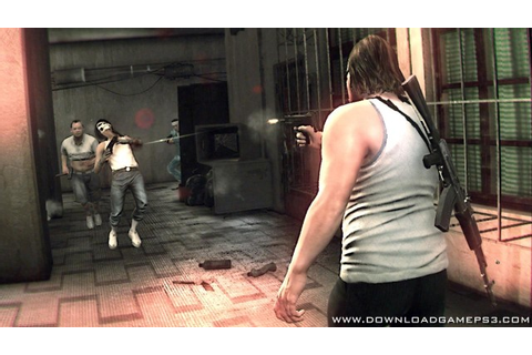 Kane and Lynch 2 Dog Days - Download Game PS3 Free