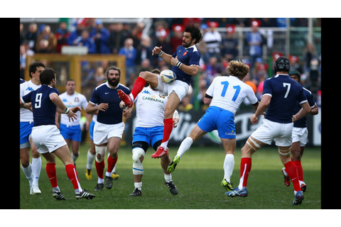 Italy v France 2011 RBS 6 Nations Classic Games - YouTube