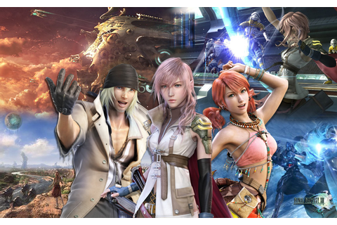 Final Fantasy XIII | All things Final Fantasy