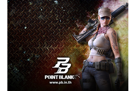 Point Blank Games: Wallpaper Pointblank