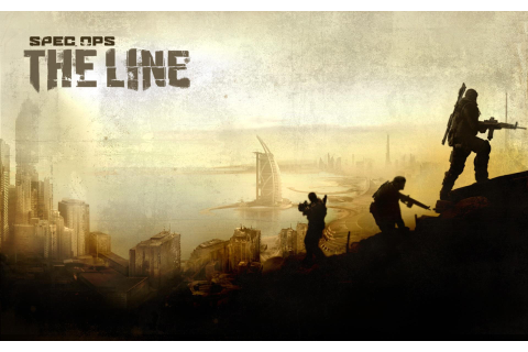 Spec Ops The Line Game Wallpapers - 1920x1200 - 398697